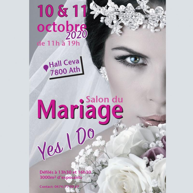Salon du Mariage Yes I Do - Ath