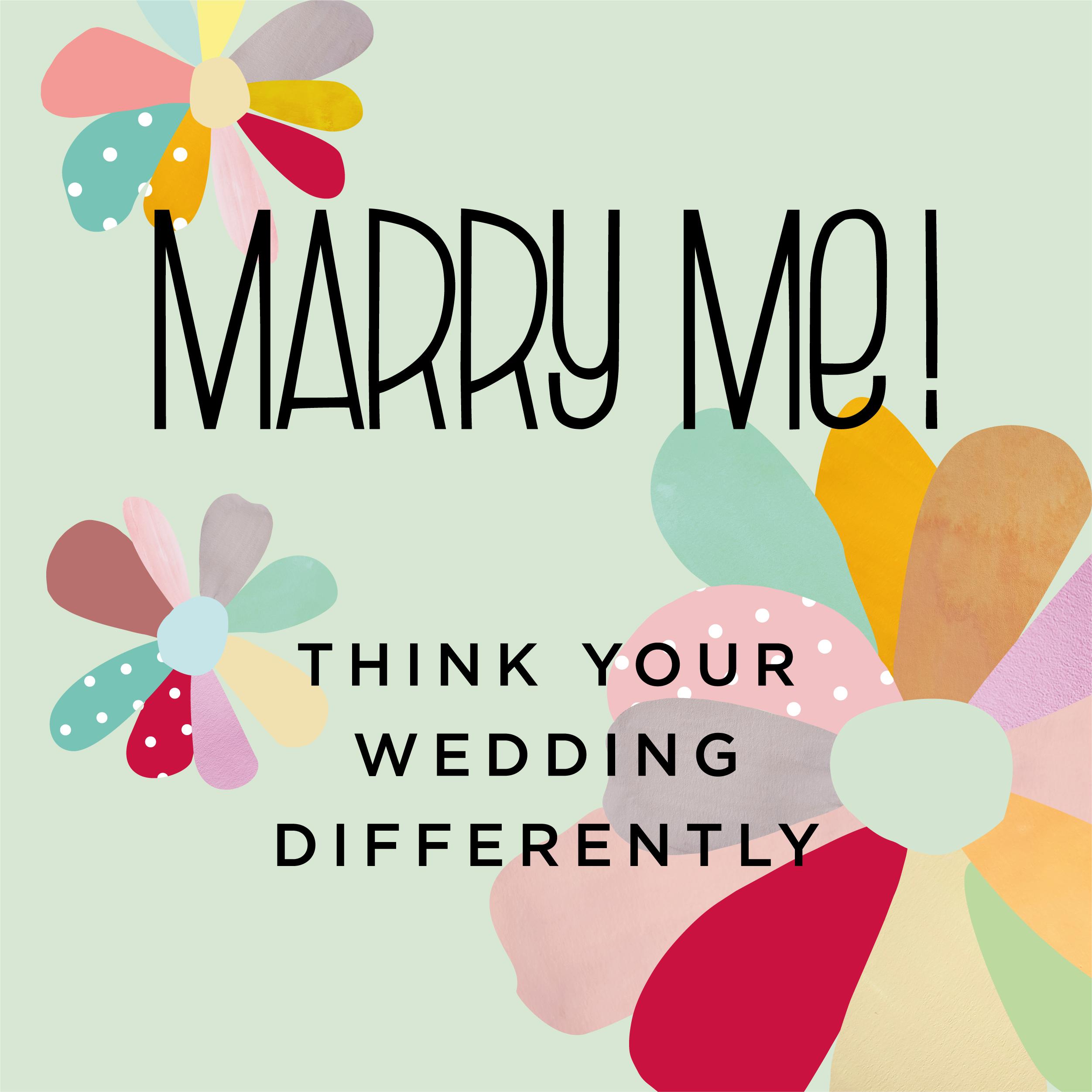 Marry Me ! Le Salon du Mariage moderne et décalé