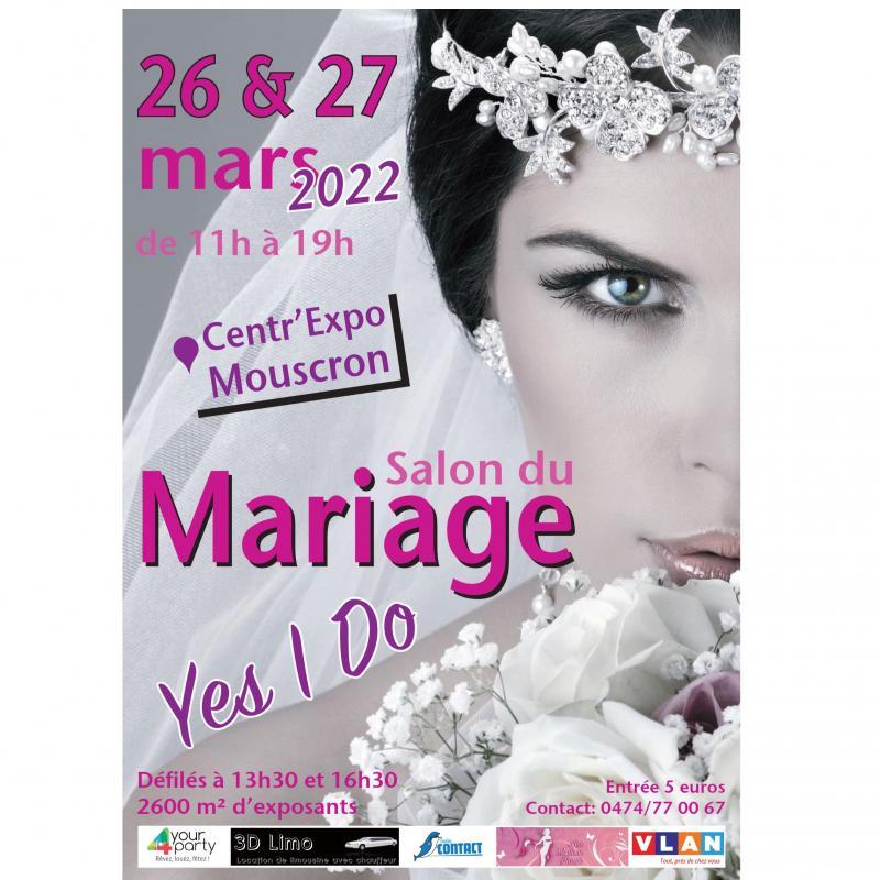 Salon du Mariage Yes I Do - Mouscron
